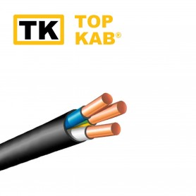 Cablu electric VVG 3x2.5mm TopKab