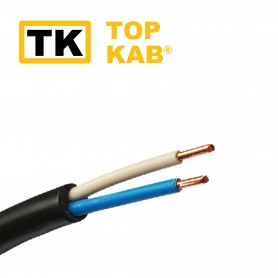 Cablu electric VVG ng  2x1.5mm TopKab