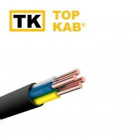 Cablu electric VVG ng  4x1.5mm TopKab