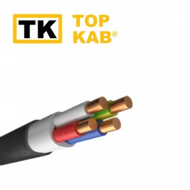 Cablu electric VVG ng-LS  4x1.5mm TopKab