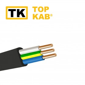 Cablu electric VVG P ng  3x2.5mm TopKab