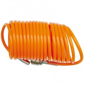 Furtun compresor 14MF 6.5x9.5mm 10m, PU orange