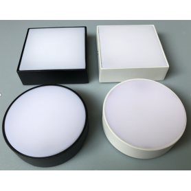 Spot Led rotund aplicat SPL1-24W 6500K alb LuminaLED