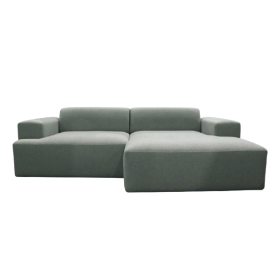 Sofa MARSHMALLOW 3D Left MelvaBlue-72